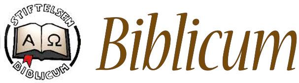 Stiftelsen Biblicum